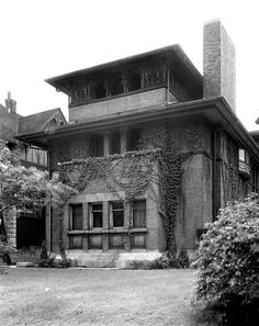 Bilderesultat for Frank lloyd Wright's Isidore H. Heller House