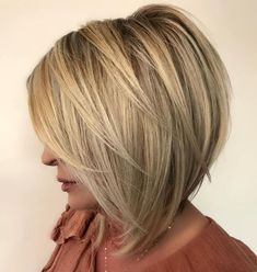 Fantastic Stacked Bob Haircut Ideas Fashion 60 Layered Bob Styles Modern Haircuts with Layers for Any Bob Style Haircuts, Bob Hairstyles 2018, Bob Hairstyles For Fine Hair, Bob Haircuts For Women, Modern Haircuts, Pixie Haircuts, Wedding Hairstyles, Celebrity Hairstyles, Little Girl Haircuts