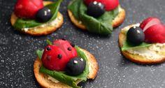 Katica snack hónapos retekből Creative Kitchen, Kid Friendly Meals, Avocado Toast, Tapas, Paleo, Snacks, Fruit, Cooking, Breakfast