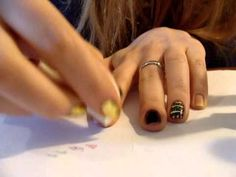 Pastel Faded Nail Art Tutorial