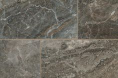 BuildDirect – Italian Ceramic Tile - Clay Impressions Series – Prisma Dark - Close View