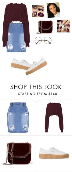 Untitled #154 by hcmad on Polyvore featuring Unravel, Puma and STELLA McCARTNEY