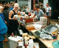 Fjordbyens loppemarked, Aalborg. 2. lørdag i august.