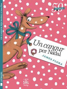 """""""Un cangur per Nadal"""", de James Flora. También sale al mercado en catalán"""