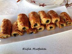 Ispanaklı Katmerli Börek | Elifik Mutfakta