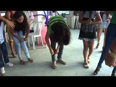 dinamica del baby shower de MARIA FANY - YouTube