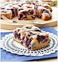 The best grapes' cake ever Grape Recipes, Tart Recipes, Wine Recipes, Sweet Recipes, Dessert Recipes, Torta Angel, Torte Cake, Italian Desserts, Bakery Recipes