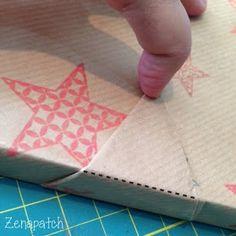 Zenapatch: Cómo envolver regalos de forma original (2)