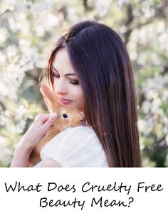 What does cruelty free beauty mean