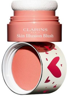 Clarins Skin Illusion Blush, new for spring 2017 in 3 shades