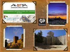 Tu historia acude mañana al Workshop del III Congreso Internacional de Turismo Activo, en el Hotel Fuente las Piedras de Cabra (Córdoba).