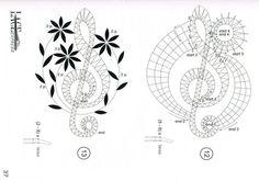 Scrap Quilt Patterns, Bobbin Lace Patterns, Crochet Motif, Crochet Designs, Bobbin Lacemaking, Lace Heart, Point Lace, Lace Jewelry, Tatting Lace