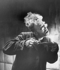 Tom Waits, as the lunatic Renfield in Dracula.