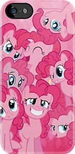 My Little Pony Pinkie Pie iPod Touch And iPhone Case