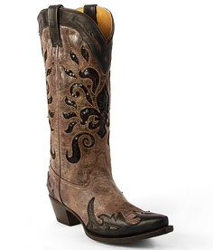 Buckle! Deer Park Town Center 847/438-6432 (Corral Sequin Inset Cowboy Boot)