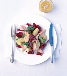 Poached trout, beetroot and new potato salad. A rustic, healthy fish salad that makes a great starter or main course. Easy Soup Recipes, New Recipes, Salad Recipes, Healthy Recipes, Starter Recipes, Healthy Options, Potato Recipes, Healthy Food, Horseradish Recipes