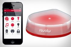 REVOLV HOME AUTOMATION HUB Home automation can be great — it helps you efficiently keep everything in your house chugging along smoothly and on schedule — but at some point all of your connected devices get a bit overwhelming. With the Revolv Home Automation Hub ($300), you can keep everything working as it should, all with the convenience of one app.
