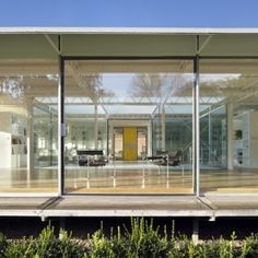 Project+Orange+reconfigures+interior++of+Hopkins'+Tracey+House