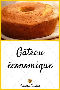 #culturecrunch #cuisinegourmets #cuisine #cooking #recettes #rezepte #recipe #recipes #desserts #dessert #dessertrecipes # gâteau #cakes #inspiration #sweettreats Baking Recipes, Cake Recipes, Dessert Recipes, Breakfast Recipes, Desserts With Biscuits, Quick Cake, Mousse, Fancy Desserts, Vegan Cake