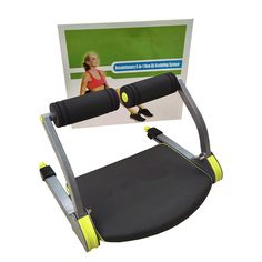 Home Gym Smart Core Machine Wonder System Ab Workout Body Exercise Fitness Train