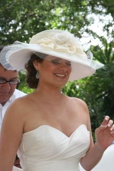 The Bridal Hat Collection At Maggie Mae Designs Memi S Sophie Wedding Design