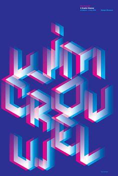dbp_wim_crouwel_graphic_odyssey_poster.jpg 500×747 pixels #design # ...