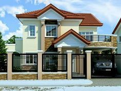 Planning to build your own house? Check out the photos of these beautiful 2 storey houses.This article is filed under: Small Cottage Designs, Small Home Design, Small House Design Plans, Small House Design Inside, Small House Architecture 2 Story House Design, Simple House Design, Modern House Design, Duplex Design, Two Storey House Plans, 2 Storey House, Storey Homes, Villa Plan, Philippines House Design