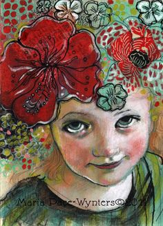 Lovely Dreamer by Maria Pace Wynters