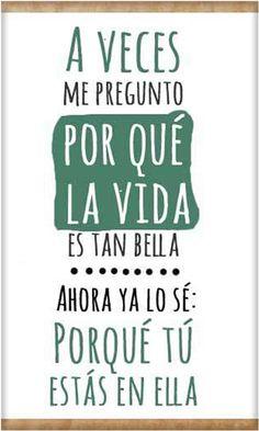 #LaVidaEsBella #Amor #Personalizable