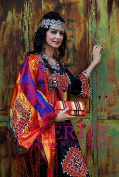 La femme kabyle Dz ❤❤❤