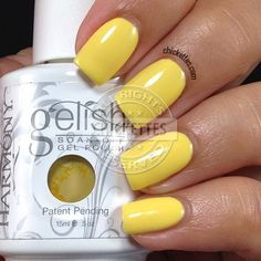nails.quenalbertini: Gelish Doo Wop from the Playin It Cool Collection