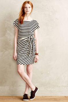 perfect striped dress