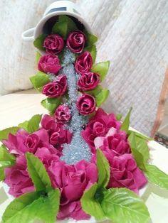fincanda çiçek şelalesi yapımı - Google'da Ara