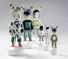 TOY ART DE PORCELANA DA LLADRÓ