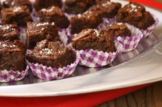 BRM-Salted, Spiced Caramel Brownies-Gluten Free