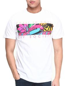 Life Off T-Shirt by Flysociety