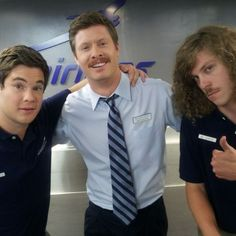 The Workaholics Are Planning a Big Screen Action Comedy -- It won't be a Workaholics movie, but it will be in the same tone as the popular sitcom. WHHHHHHATTTTTT