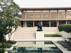 Scda Architects, Residential Complex, Residential Architecture, Palette, Delhi India, Exterior, Mansions, House Styles, Outdoor Decor