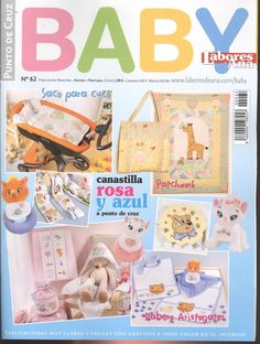 Gallery.ru / Фото #1 - Las Labores de Ana Baby 62 - tymannost