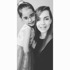 On the first day of Christmas my Baby (older daughter) gave to me...  Kaszelek, katarek, czerwone gardło i stówkę na lekarstwa. A nie, stówki nie dała. 😂  .  .  #blog #migalniablog #nowypost #daughter #córeczka #córka #instakids #selfie #instadziecko #instamatka #mom #mommy #blackandwhite #christmas #portrait #polishgirl #momanddaughter #woman #beauty #queen #princess #love #kocham #cute #lovely #inlove #photography #photooftheday