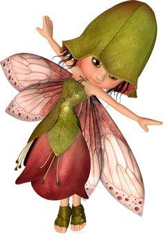 Fairy Poser Dolls