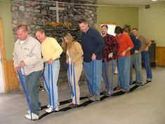 With all team members on the Trolley, holding onto their lanyards, work together as a team to move the group from location to location. Icebreaker Activities, Team Building Activities, All Team, Effective Communication, Working Together, Team Member, Problem Solving, Flexibility, Mom Jeans