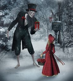 Creepy Christmas - Have A Gift!