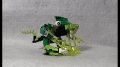 LEGO Mixel Glorp Corp Max 2014 Review