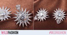 Pentru a-ti completa tinutele de zi sau seara, alege o pereche de cercei stralucitori si vei iesi in evidenta intr-un mod delicat. Brooch, Jewelry, Jewlery, Bijoux, Brooches, Schmuck, Jewerly, Jewels, Jewelery