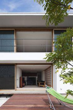 translation missing: th.style.บ-านและที-อยู-อาศัย.modern บ้านและที่อยู่อาศัย by プラスアトリエ一級建築士事務所