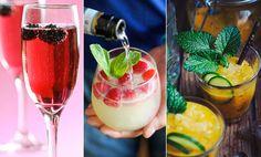 Öl, sangria, bubbel, rom, passionsfrukt, fläder eller mynta. Vad du än gillar i midsommarglaset så finns ett recept för din smak. Kolla in bilspelet för sommarens godaste drinkar, perfekta till midsommaraftonens glada festtimmar.
