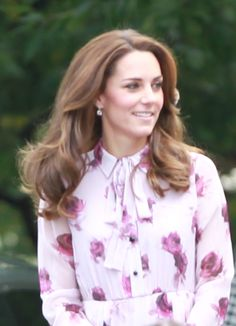 Kate Middleton channels the pleated fashion trend