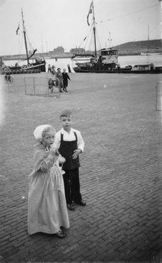 Jannetje en Martin 1955