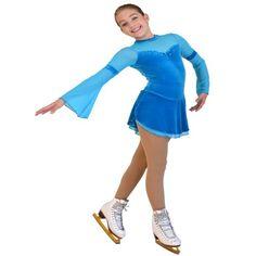 $89 Chloe Noel DLV16 2 Layers Skirt Flare Long-Sleeve Velvet Dress (Turquoise, Adult Medium) ChloeNoel http://www.amazon.com/dp/B00GG3TFVU/ref=cm_sw_r_pi_dp_XrrWwb1D7ZZYZ